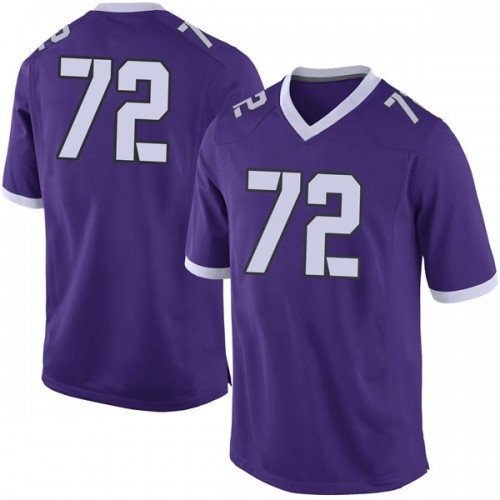 Men's Nike Kris Dike TCU Horned Frogs Limited Purple Football College Jersey